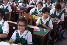 April activity day primary department