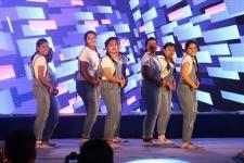 June our girls at BOSCO fest