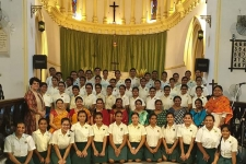 PREFECT INVESTITURE